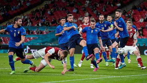 Дайджест игрового дня на Евро-2020: Дания набирает ход, обидчик Украины на грани сенсации