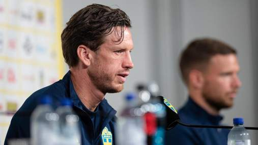 Россияне заставили меня бежать из Крыма, – в сборной Швеции играет бывшая звезда Таврии