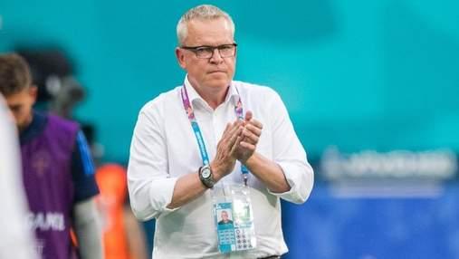 Мы хорошо изучили сборную Украины, – тренер Швеции считает свою команду сильнее
