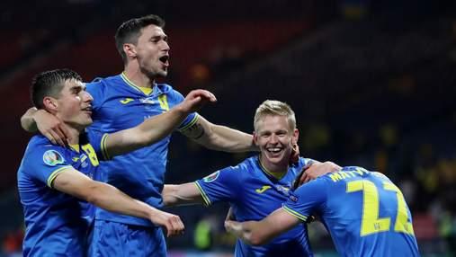 Приятные моменты исторического триумфа: обзор матча Украина – Швеция