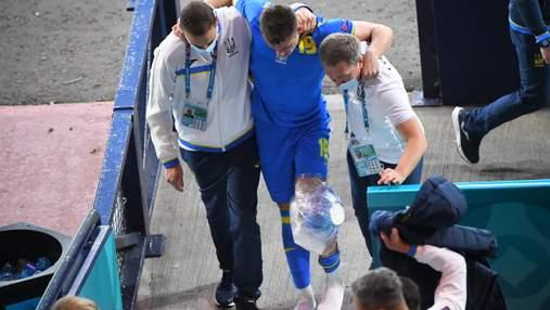 Шевченко поділився деталями травми Бєсєдіна: тривожне очікування