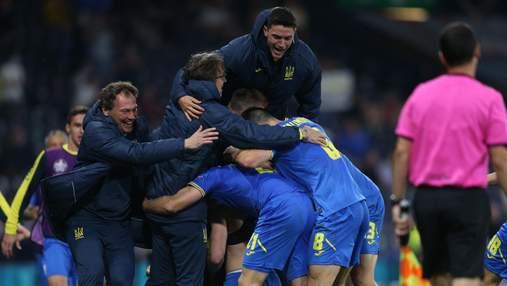 Украина в четвертьфинале Евро-2020: известный соперник, дата и место проведения матча