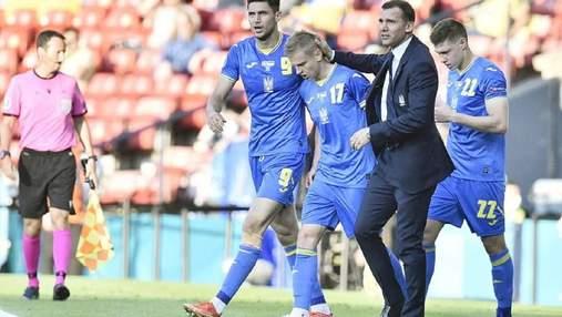 Шевченко не стримав сліз після сенсаційного виходу України в 1/4 Євро-2020: емоційні фото