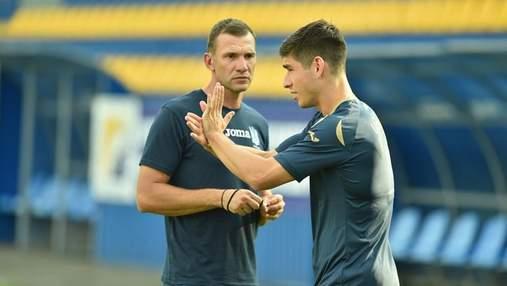 Фізичні труднощі, –Тассотті пояснив, чому Маліновський на Євро-2020 не показує найвищий рівень