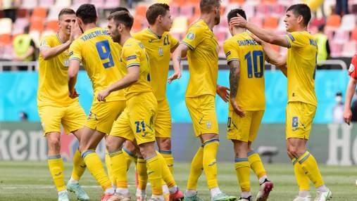 Україна –Англія: Шевченко оголосив заявку на матч 1/4 фіналу Євро-2020