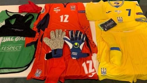Україна –Англія: команди домовилися про форму на матч