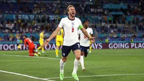 Ужасное начало для Украины – Англия забивает в одной из первых атак: видео