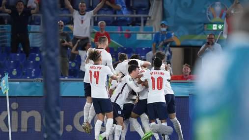 Провал украинской обороны – ошеломляющий старт второго тайма: видео голов сборной Англии