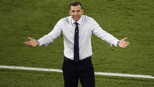 Шевченко рассказал о своем будущем в сборной после разгрома от Англии и вылета из Евро-2020