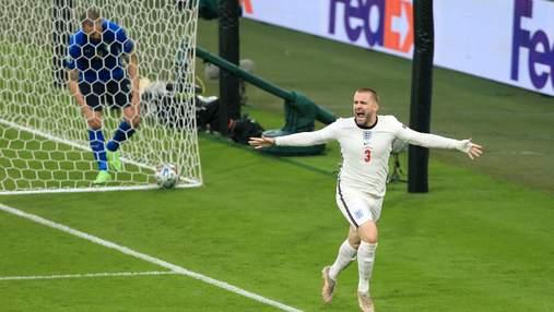 Поламані ребра: лідер збірної Англії грав у вирішальних матчах Євро-2020 з важкою травмою