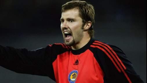 Экс-вратарь сборной Украины сыграл на профессиональном уровне в 46-летнем возрасте