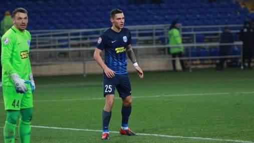 Гуцуляк перейдет в СК Днепр-1 – клубы согласовали трансфер