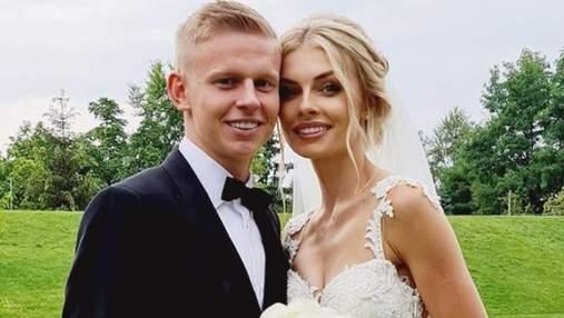 У Зінченка та Влади Седан народилася донечка –футболіст розплакався від щастя