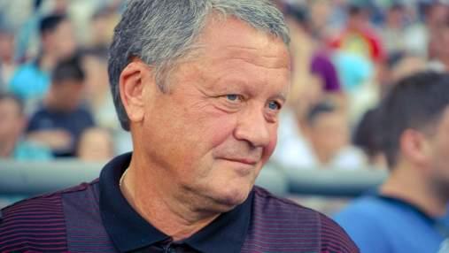 Мені навіть не пропонували збірну, –Маркевич обурений ставленням УАФ та покинув структуру