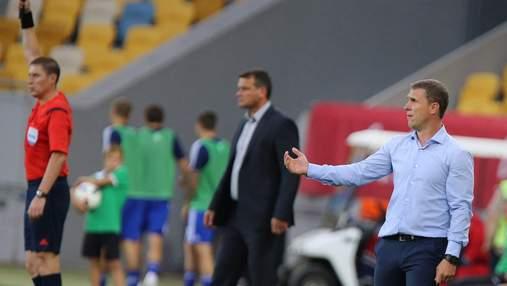 Ребров покинув Аль-Айн та очолить збірну України –він не керував командою в жодному матчі