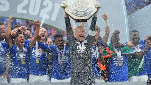 Манчестер Сити без Зинченко проиграл Лестеру Суперкубок Англии