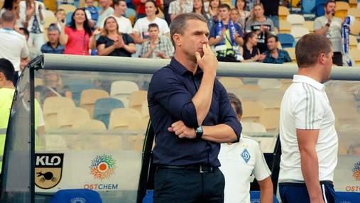Ребров не зміг домовитись з Аль-Айном: хто стане тренером збірної України