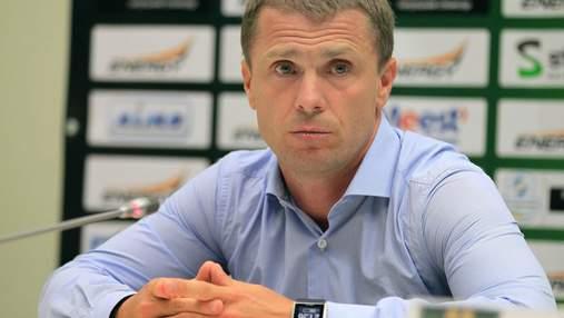 Ребров приехал в Киев – ради него могут отложить назначение тренера сборной Украины