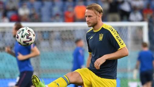 Безус повинен працювати над своєю формою, – тренер Гента про стан українця після Євро-2020