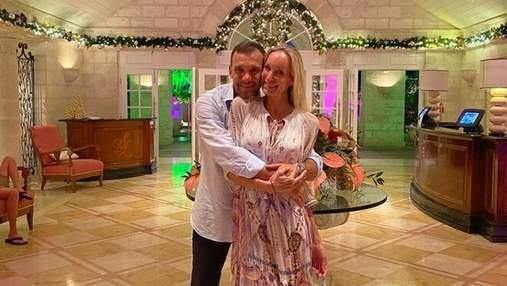 Крістен Пазік святкує день народження –Шевченко тепло привітав свою дружину