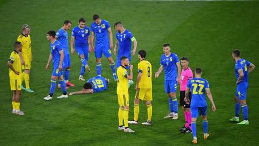Неначе відірвали ногу, –Бєсєдін розповів про моторошну травму, яку отримав на Євро-2020