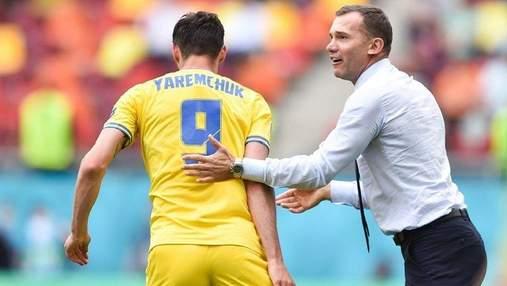 Я впервые почувствовал вкус побед, – Яремчук рассыпался в комплиментах Шевченко