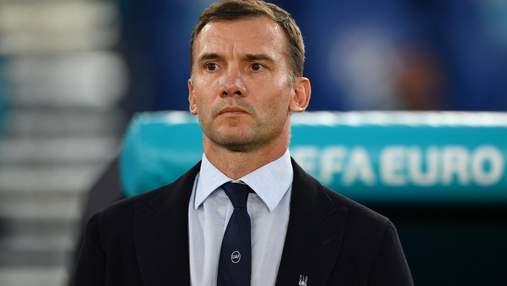 Шевченко може очолити іншу збірну: сенсаційна заява тренера