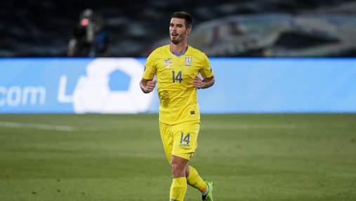 Харатін вночі покинув збірну України перед матчем з Казахстаном: несподівана причина