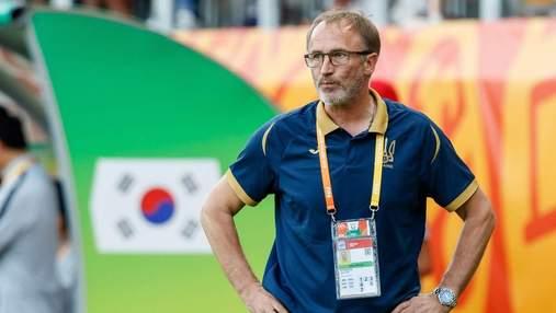 Казахстан –Україна: Петраков не зумів знайти слів, щоб пояснити провал команди