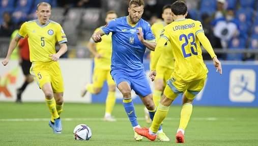 Ярмоленко зіграв 100-й матч за збірну: ювілей з присмаком провалу