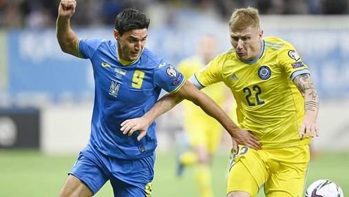 Це катастрофа, –Яремчук вражений провалом у матчі з Казахстаном