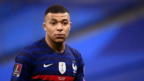 Шанс для України: головна зірка збірної Франції покинув розташування команди