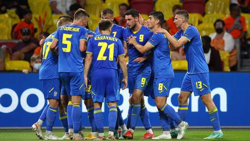 Зі Степаненком, без Караваєва: стартові склади на матч Україна – Франція