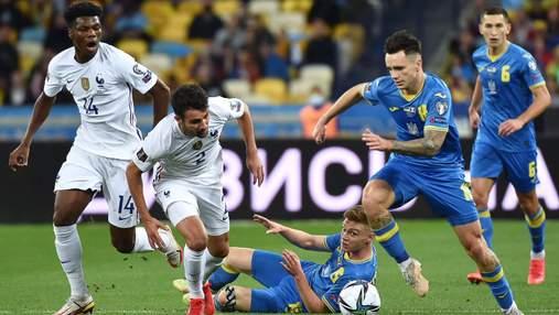 Шапаренко создает шедевр и не сдерживает слез: безумное видео гола в ворота Франции