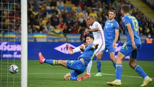 Франция сравнивает счет на старте второго тайма: видео гола Антони Марсиаля