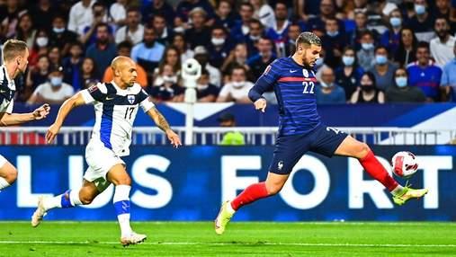 Франція обіграла фінів, Казахстан повторив диво з Боснією: Україна радіє втратам конкурентів