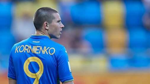 Надо что-то с этим делать, – дебютант сборной Украины о ключевой проблеме и забитом голе