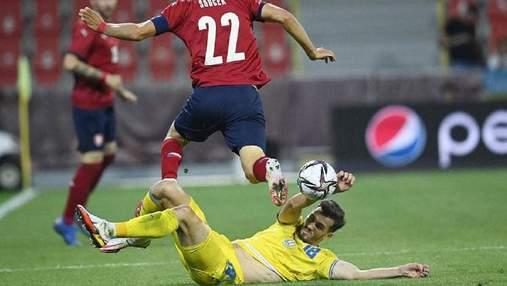 Це була битва, а не товариський матч, – Качараба оцінив свій дебют за збірну України