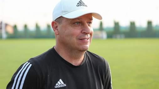 Месть Вернидуба: тренер сенсационного Шерифа отказывает украинцам, которые хотели схитрить