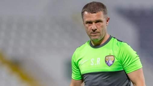 Ребров та УАФ мріють один про одного: коли тренер очолить збірну України