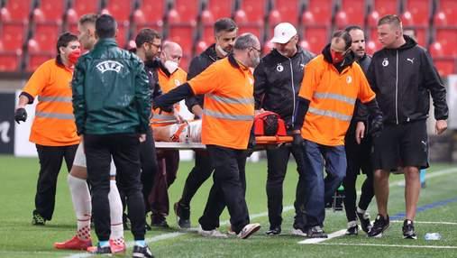 Наші в єврокубках: асист Безуса, жахлива травма Качараби, крихти Ярмоленка, провал Зорі