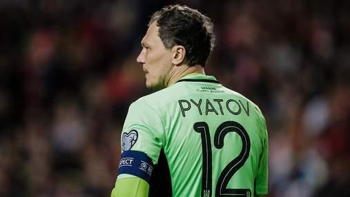 Пятов – худший в Лиге чемпионов по данным InStat