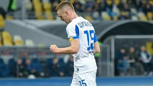 Цыганков поднялся в историческом рейтинге Динамо: сколько осталось до вершины