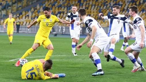 Фінляндія –Україна: скільки глядачів влада пустить на стадіон