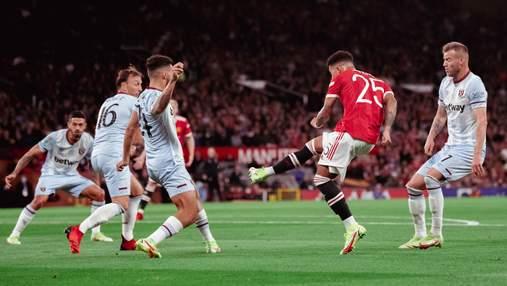 Вест Хем взяв реванш у Манчестер Юнайтед – Ярмоленко знову у центрі уваги в суперечливій ролі