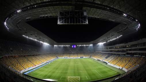 Опять перенос: матч Премьер-лиги состоится в другом городе из-за поединка сборной Украины