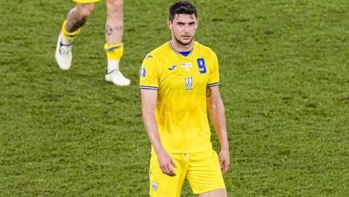 Яремчук выводит Украину вперед: видео курьезного гола в Хельсинки