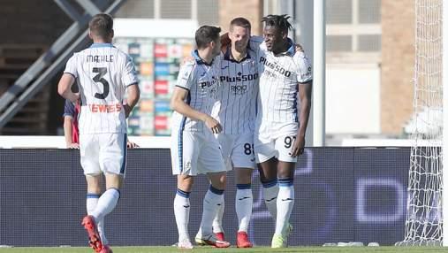 Аталанта победила на выезде Эмполи: Малиновский в игре с мыслями о Манчестер Юнайтед