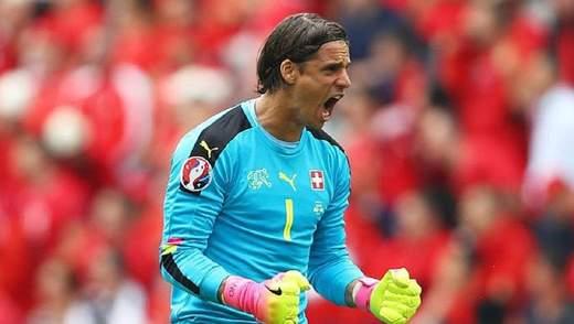 Швейцарія – Україна: герой матчу з Іспанією Зоммер розхвалив підопічних Шевченка