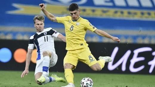 Маліновський пояснив невдалий результат в матчі з фінами